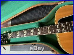 1953 Gibson L-4 Blond Archtop Acoustic Guitar RARE