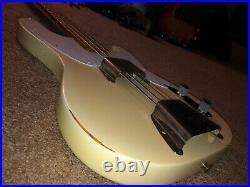 1968 Fender Telecaster Bass Vintage Electric Bass Guitar