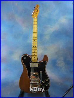 1973 Fender Telecaster Custom Rare Factory Bigsby
