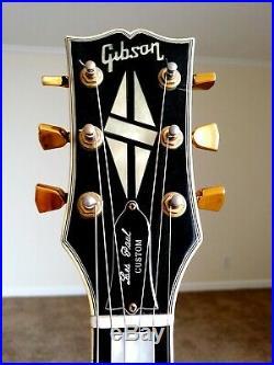 1976 Les Paul Custom Black Beauty Triple-Pickup -All Original withOHSC