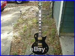 1977 Ibanez Les Paul Custom Lawsuit Guitar Vintage