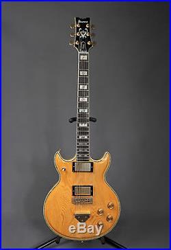 1978. Vintage Ibanez Artist guitar 2617. New hardshell case