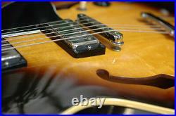 1979 Gibson Es-335 Tobacco Sunburst Excellent Original Case Vintage & Rare