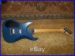 1980s Charvel Predator guitar