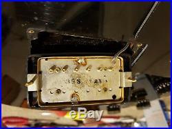 1981 Gibson Les Paul Custom LP Black Beauty Tim Shaw Pickups 81 80's Ebony