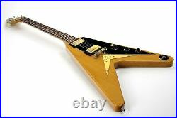 1983 Gibson Flying V Natural KORINA Heritage Series 1958 Reissue with OHSC! Explor