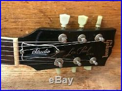 1983 Gibson Les Paul Studio Custom shop sunburst Tim Shaw Shawbuckers