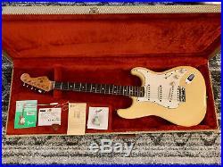 1984 Fender American Vintage'62 Stratocaster (Fullerton Plant)