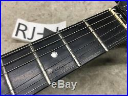 1985 Gibson USA Invader Electric Guitar Black Kahler