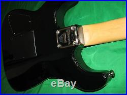 1986 Charvel Model 2 Electric Guitar Dimarzio DP102 Humbucker and Kahler MIJ