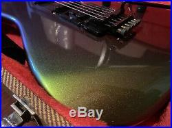 1987 Charvel Guitar Model 3 Green/Purple OHSC