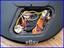 1987 Gibson Les Paul Custom Lite Black Beauty Vintage Guitar Tim Shaw PAF & Case