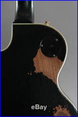 1988 Gibson Les Paul Custom Ebony Black Beauty