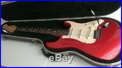 1989 Vintage Fender American Stratocaster Strat USA Hardshell 89 80s 62