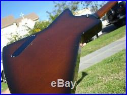 1992 Gibson Explorer Sunburst With Original Pink Lined Hardshell Case