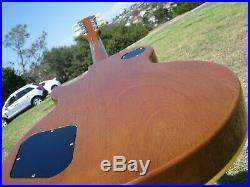 1992 Gibson Les Paul Classic Honeyburst 60's 1960's Slim Neck