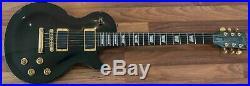 1992 Gibson Les Paul Studio Black Ebony Fretboard EMGs