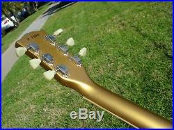 1993 Gibson Les Paul Classic 1960 Bullion All Gold Goldtop Standard 60's Neck
