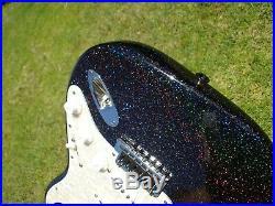 1994 Fender Custom Shop Classic Stratocaster Rainbow Sparkle Holoflake