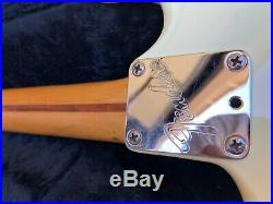 1994 Fender Stratocaster American Standard White
