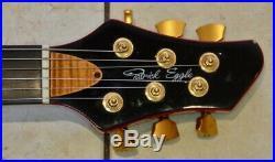 1995 Patrick Eggle Berlin Pro Elite SSH Guitar