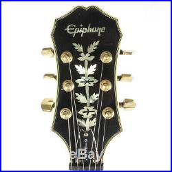 1996 Korean Epiphone by Gibson Sheraton Semi Hollow Electric Guitar S6106909