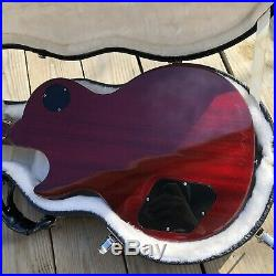 1997 Gibson Les Paul Studio Wine Red Chrome Hardware & Case NO RESERVE