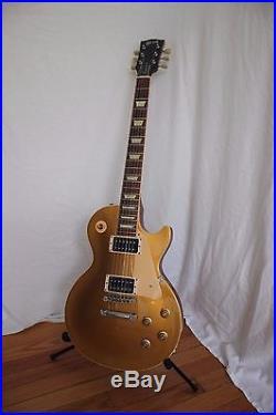 1998 Gibson Les Paul Classic 1960 Goldtop