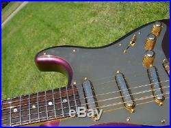 1999 Fender Custom Shop Employee Stratocaster 1 Off Prototype with Letter