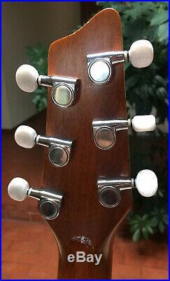 1999 Godin LG SP90 Guitar solid mahogany Seymour Duncan