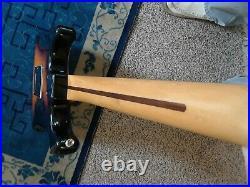 2001 Fender Stratocaster Sunburst MIM Made in Mexico