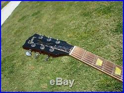2002 Gibson Les Paul Classic Cherry Sunburst Standard 1960s 60 Slim Neck ABR-1