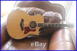 2004 Taylor 814ce Acoustic/Electric Guitar Excellent Condition