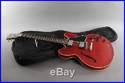 2008 Gibson ES-335 Satin Cherry