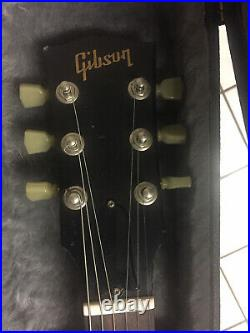 2008 Gibson SG Electric Guitar Used w Hardshell Case and Strap