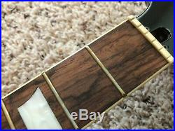 2009 Epiphone Les Paul Standard Husk Body Neck Project Honeyburst AAA Flame Top