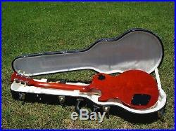 2010 Gibson Les Paul Slash AFD Appetite For Destruction Flametop 8.9 lbs