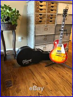 2010 Gibson Les Paul Traditional Pro With Original Gibson Guitar Case