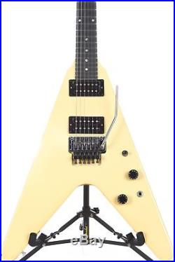 2011 Gibson Flying V Tremolo White -RARE