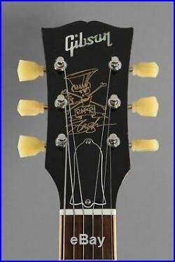 2011 Gibson Les Paul AFD Slash Appetite For Destruction Video Of Guitar