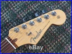 2013 Fender American Standard Stratocaster HSS Sienna Burst! USA, Strat! WithOHSC