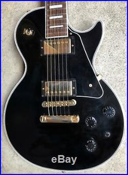 2013 Gibson Les Paul Custom Lite Black Beauty