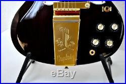 2013 Gibson Les Paul SG Custom Captain Kirk Douglas Signature Limited Edition