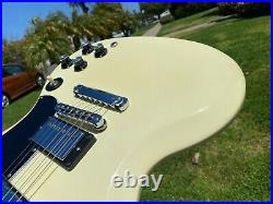 2013 Gibson SG Standard Classic Alpine White 1960's Neck 6.7 lbs with Case