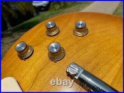 2017 Gibson Les Paul Tribute Satin Honeyburst Gigbag 490R 498T pickups