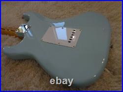 2019 Fender Vintera'50s Stratocaster Electric Guitar Sonic Blue