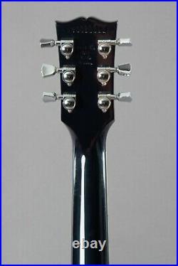 2019 Gibson Les Paul Standard HP High Performance Blueberry Burst