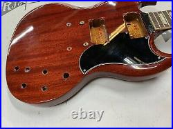 2021 Gibson SG 61 Reissue Electric Guitar Husk Repaired Heritage Cherry