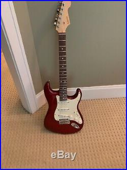 American fender stratocaster with Custom USA Neck