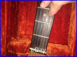 Authentic 1965 / 1964 Fender Jaguar Vintage Pre CBS Guitar CAR candy apple 65 64